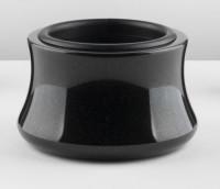 Granit-Grabschale, 23 cm Durchmesser