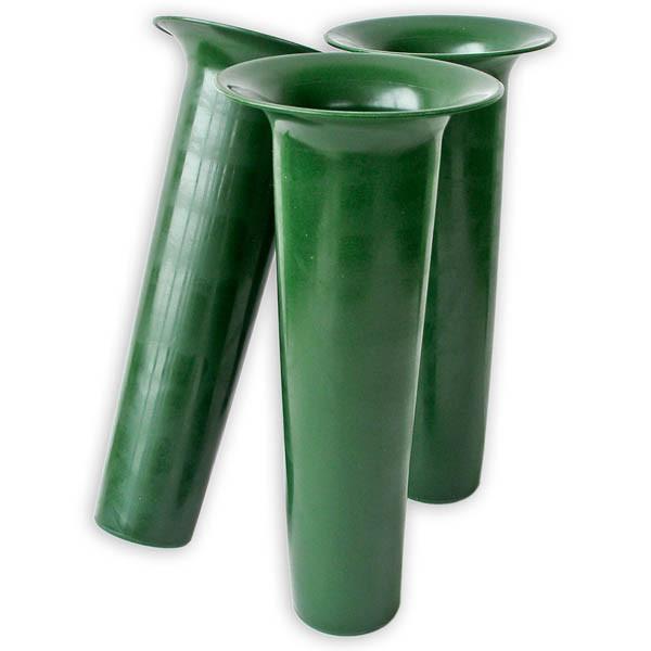 Vaseneinsatz aus Kunststoff, 25 cm hoch